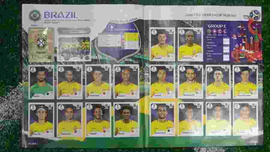 e699159176 Figurinhas da Copa  Figurinhas da Copa custam menos no Brasil que no ...