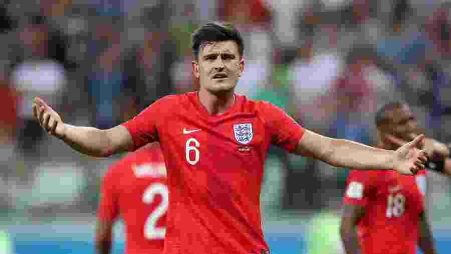 Harry Maguire pode ser contratado pelo Manchester United - Alex Morton/Getty Images