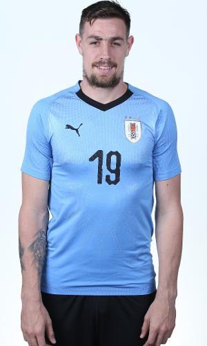 Sebastian Coates - seleção uruguaia