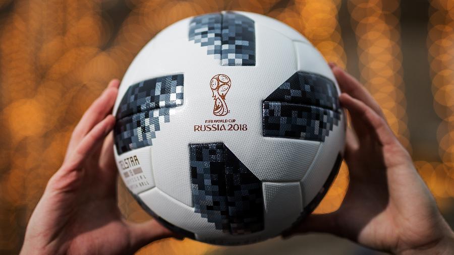 e6a07a855d787 Joosep Martinson - FIFA FIFA via Getty Images. Bola oficial da Copa do Mundo  ...