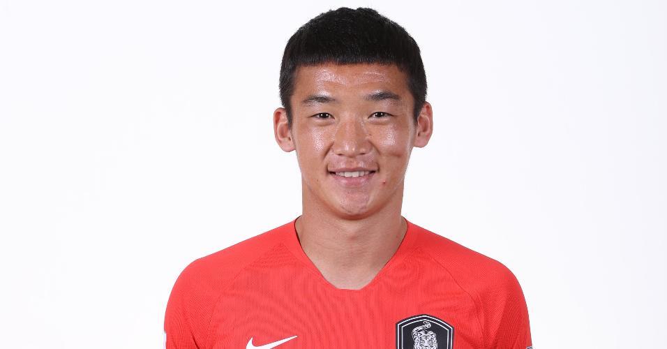 Kim Minwoo - Meia da seleção sul-coreana