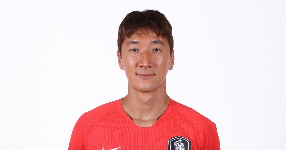 Jung Wooyoung - meia da seleção sul-coreana