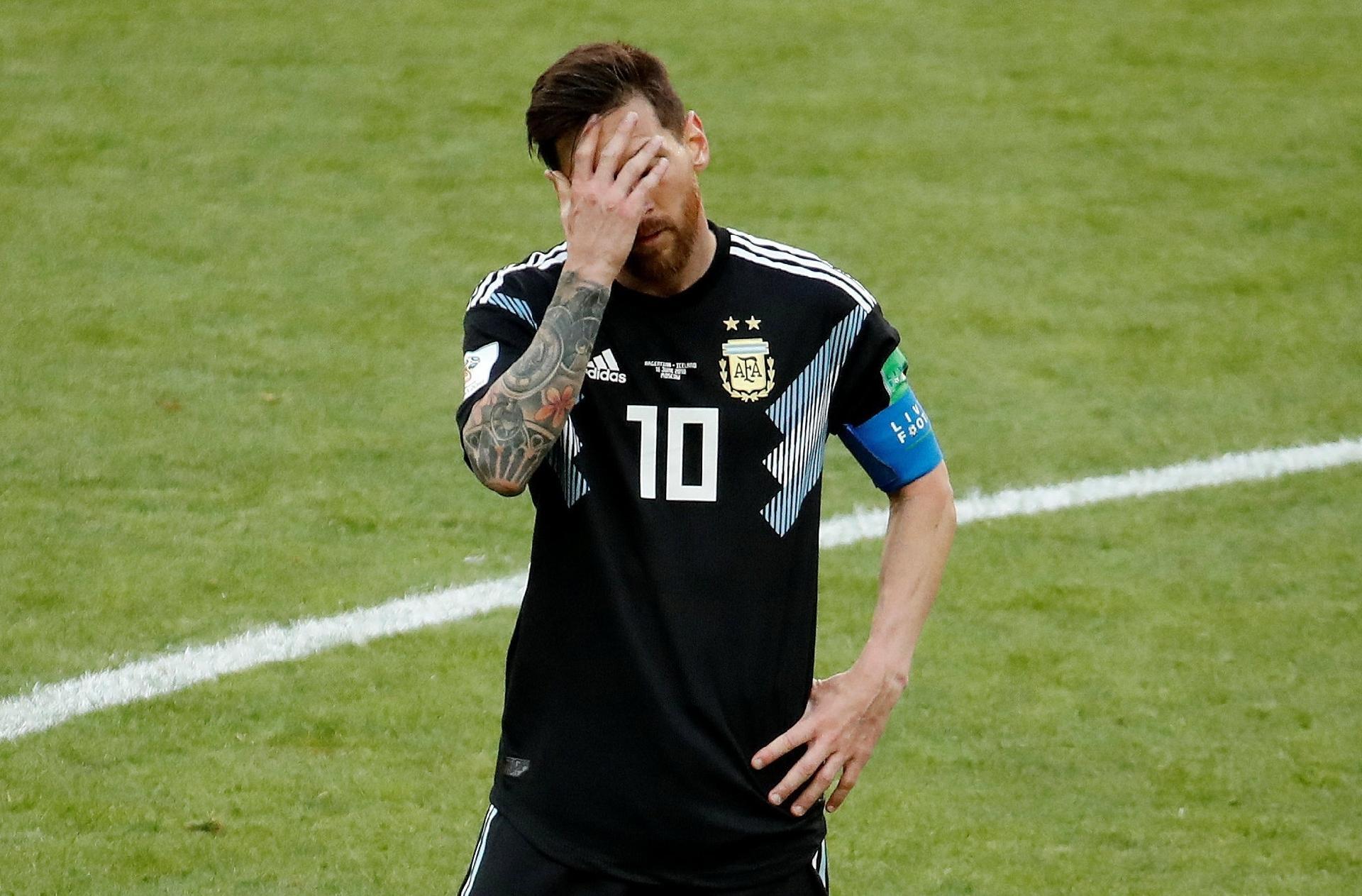 3143b76ed0 Argentina na Copa 2018  Jornal diz que