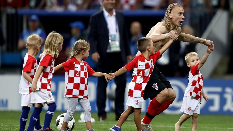 Resultado de imagem para seleção croata