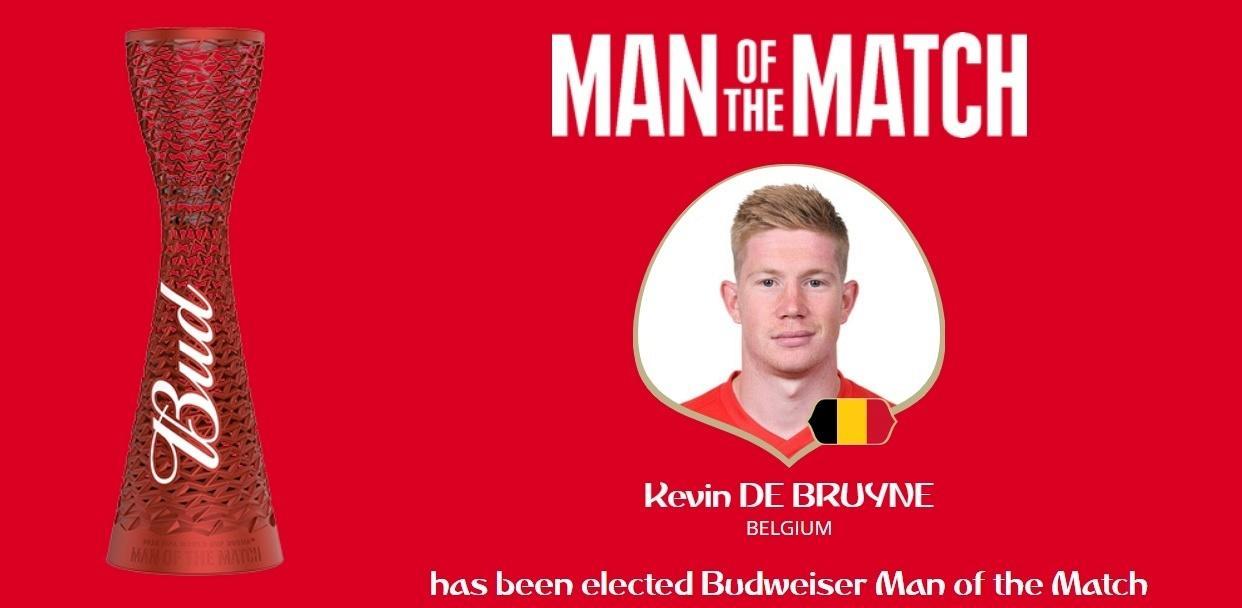 Kevin De Bruyne é eleito o