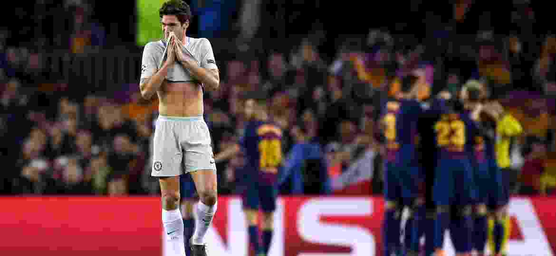 Marcos Alonso assumiu papel de destaque no Chelsea e ganhou vaga na seleção espanhola - David Ramos/Getty Images