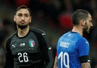 """Goleiro da Itália admite vergonha ao encontrar CR7: """"Jogava no PlayStation"""" - REUTERS/David Klein"""