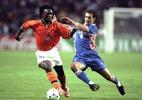Sincerão: Subestimada, Holanda merecia ter vencido a Copa do Mundo de 1998 - Shaun Botterill /Allsport