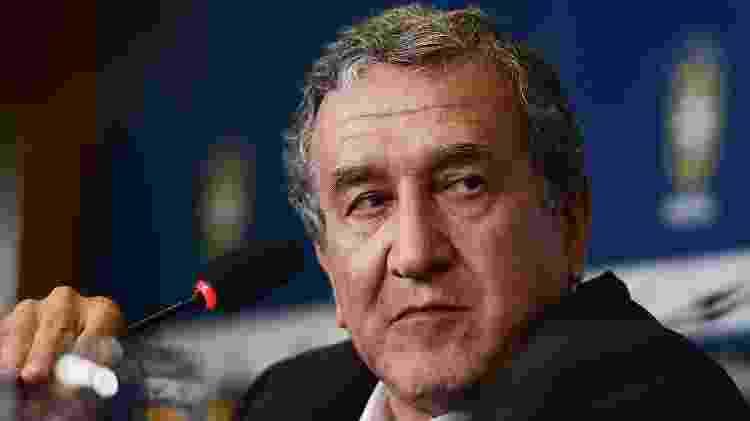 Carlos Alberto Parreira - Buda Mendes/Getty Images - Buda Mendes/Getty Images