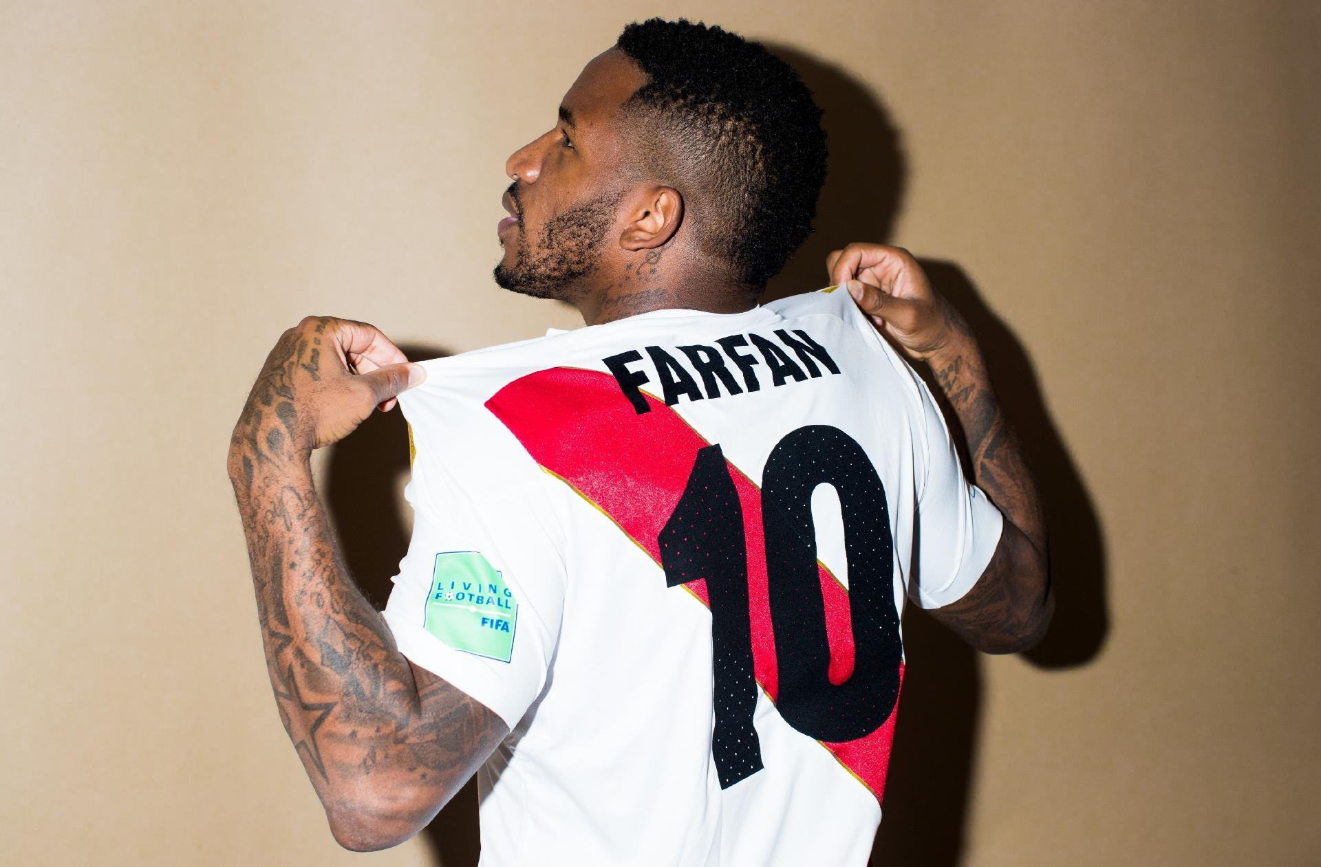 Peru na Copa 2018  À sombra de Guerrero acf3f6dafe4b7