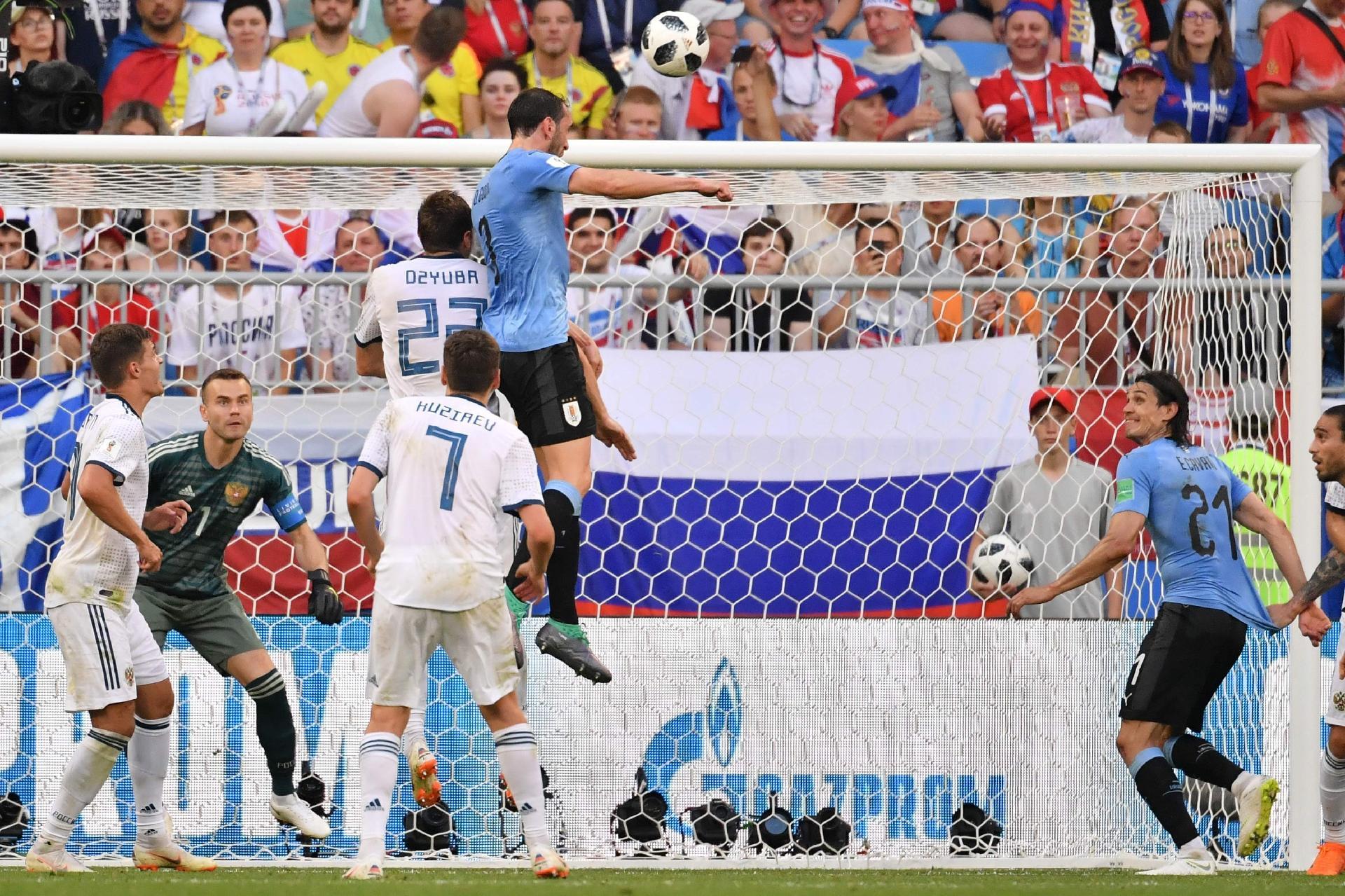11221c16e4 Copa 2018  Tabárez evitou lacunas para formar defesa histórica do Uruguai