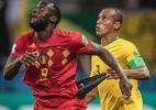 Duelo Miranda x Lukaku quase faz belga perder a cueca; veja fotos - Pedro Martins / MoWA Press