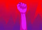 Mulheres se rebelam na Copa e rebatem o assédio e o machismo do futebol - Arte/UOL
