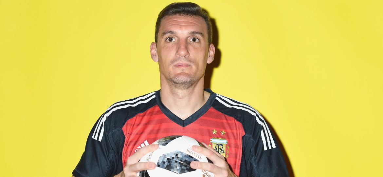 Franco Armani passou sete anos esquecido no futebol colombiano, apesar de grandes resultados - Michael Regan - FIFA/FIFA via Getty Images