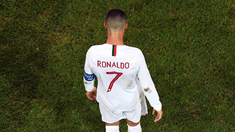 Na Copa do Mundo, Cristiano Ronaldo e Portugal caíram nas oitavas de final para o Uruguai - AFP PHOTO / Francisco LEONG
