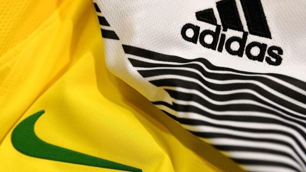 ab4d0806e0 Quais são as marcas esportivas mais usadas nas principais ligas do mundo