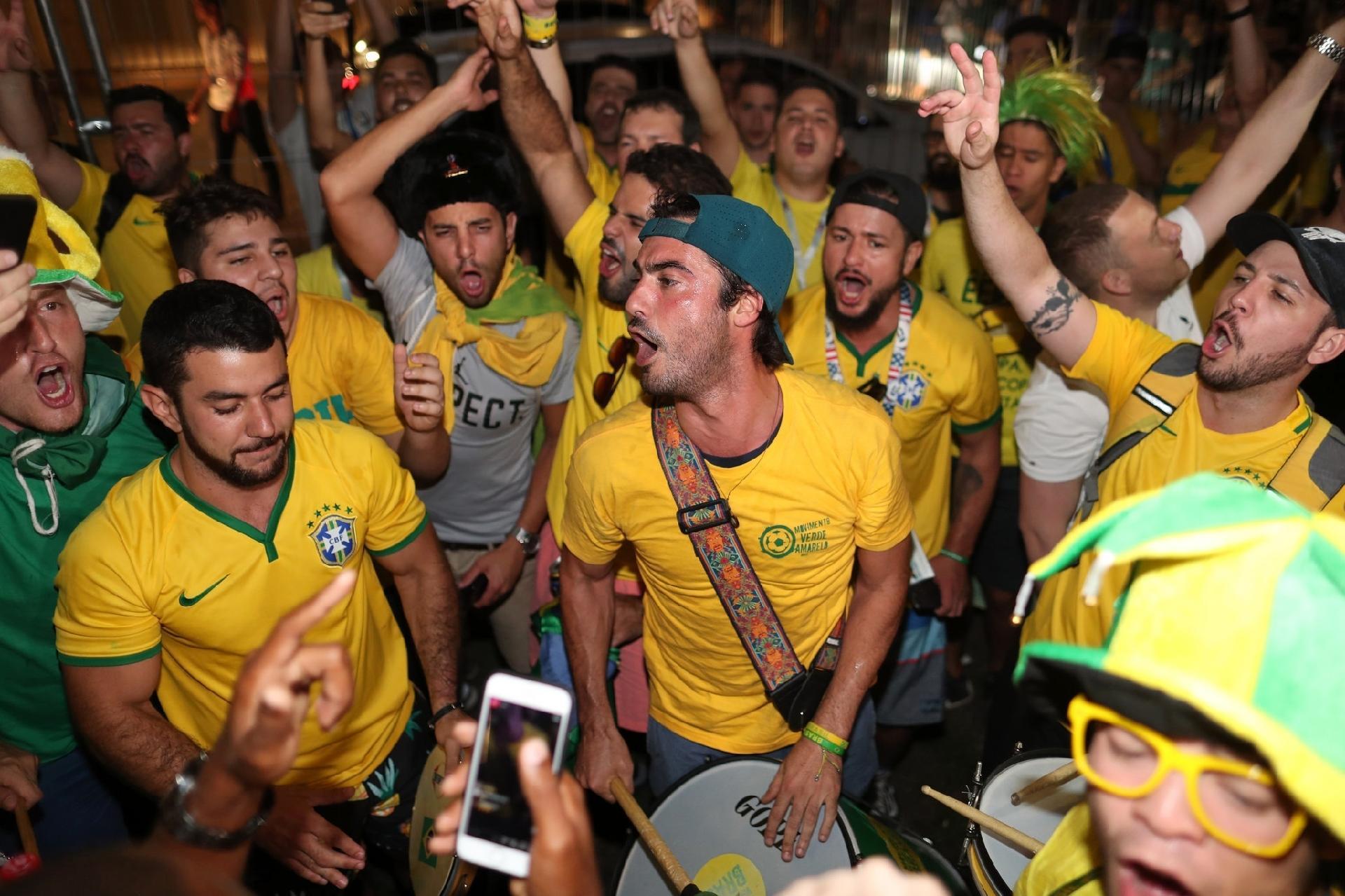 f01cd41678 Seleção  Com provocações a CR7 e Messi e sem Canário