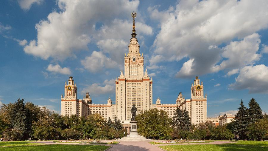 Universidade de Moscou - Dmitry A. Mottl/Wikimedia Commons