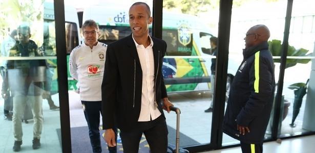 Zagueiro de 33 anos está a serviço da seleção brasileira para a Copa do Mundo da Rússia