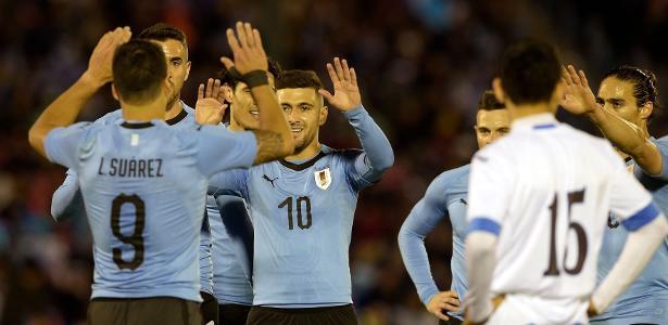 Mano convenceu Arrascaeta a ter o mesmo comprometimento defensivo no Cruzeiro - MIGUEL ROJO/AFP