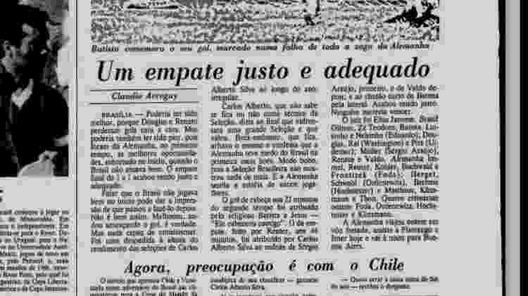 Jornal do Brasil/Reprodução