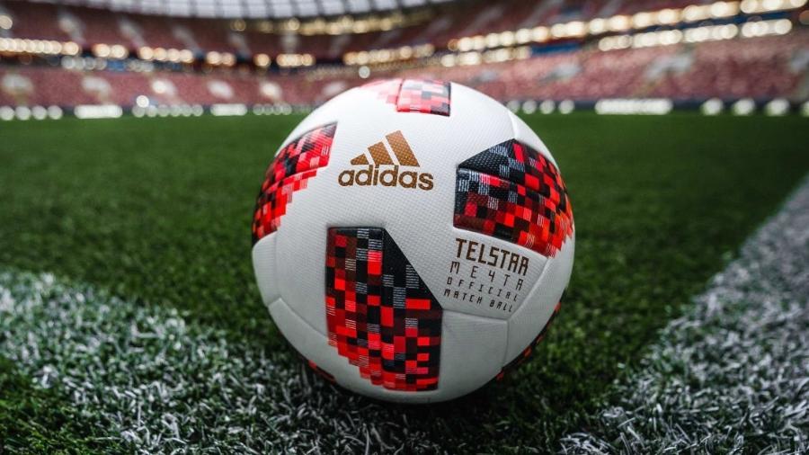 Nova bola da Copa da Rússia será usada a partir das oitavas de final - Divulgação