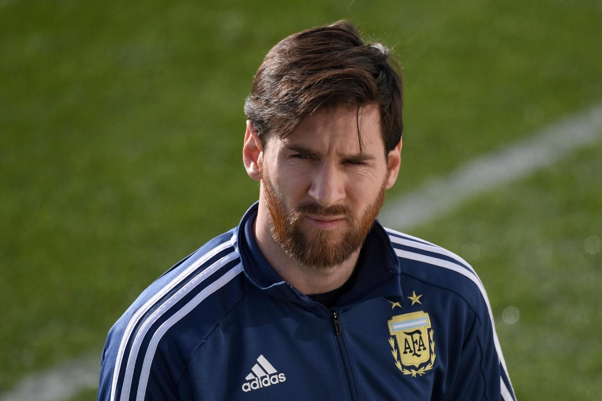 e4591b0788551 Copa do Mundo 2018  Messi encara Copa da Rússia como chance final de  título   É agora ou nunca  - UOL Copa do Mundo 2018