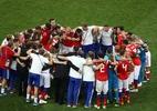 Opositores sírios de Assad celebram eliminação da Rússia na Copa - Robert Cianflone - FIFA/FIFA via Getty Images