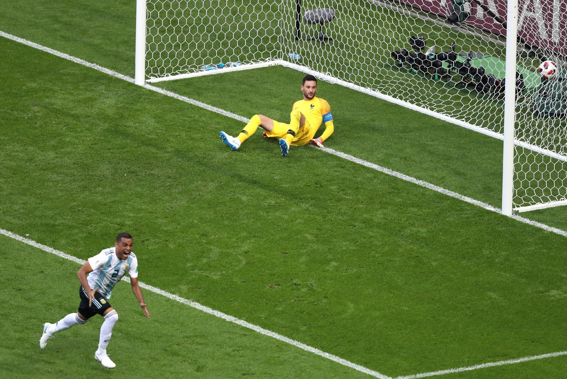 Argentina na Copa 2018