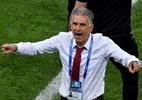 """""""Jogamos muito bem com um candidato a ganhar a Copa"""", diz técnico do Irã - Hector Vivas/Getty Images"""