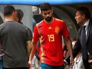 Diego Costa é liberado da seleção espanhola por motivos pessoais 7a91da6525a41