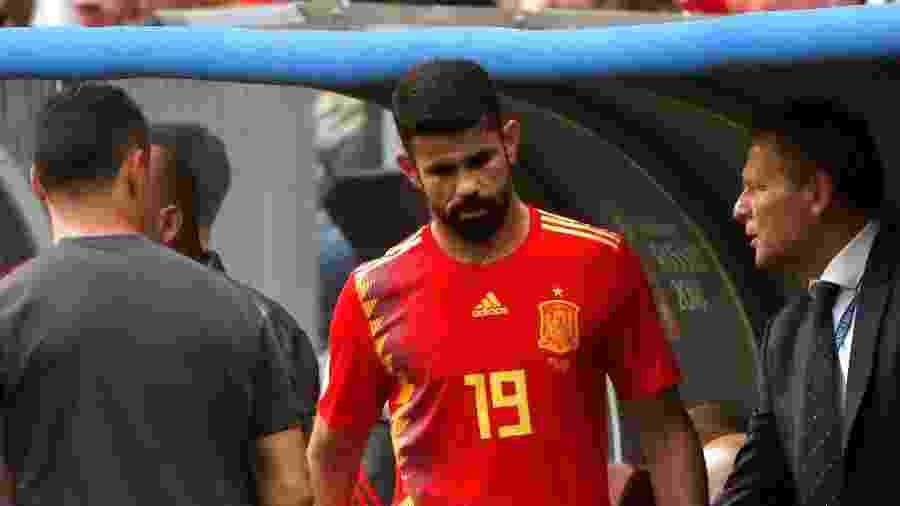 19cb672ba3 Espanha na Copa 2018  Iniesta e parte do elenco da Espanha não ...