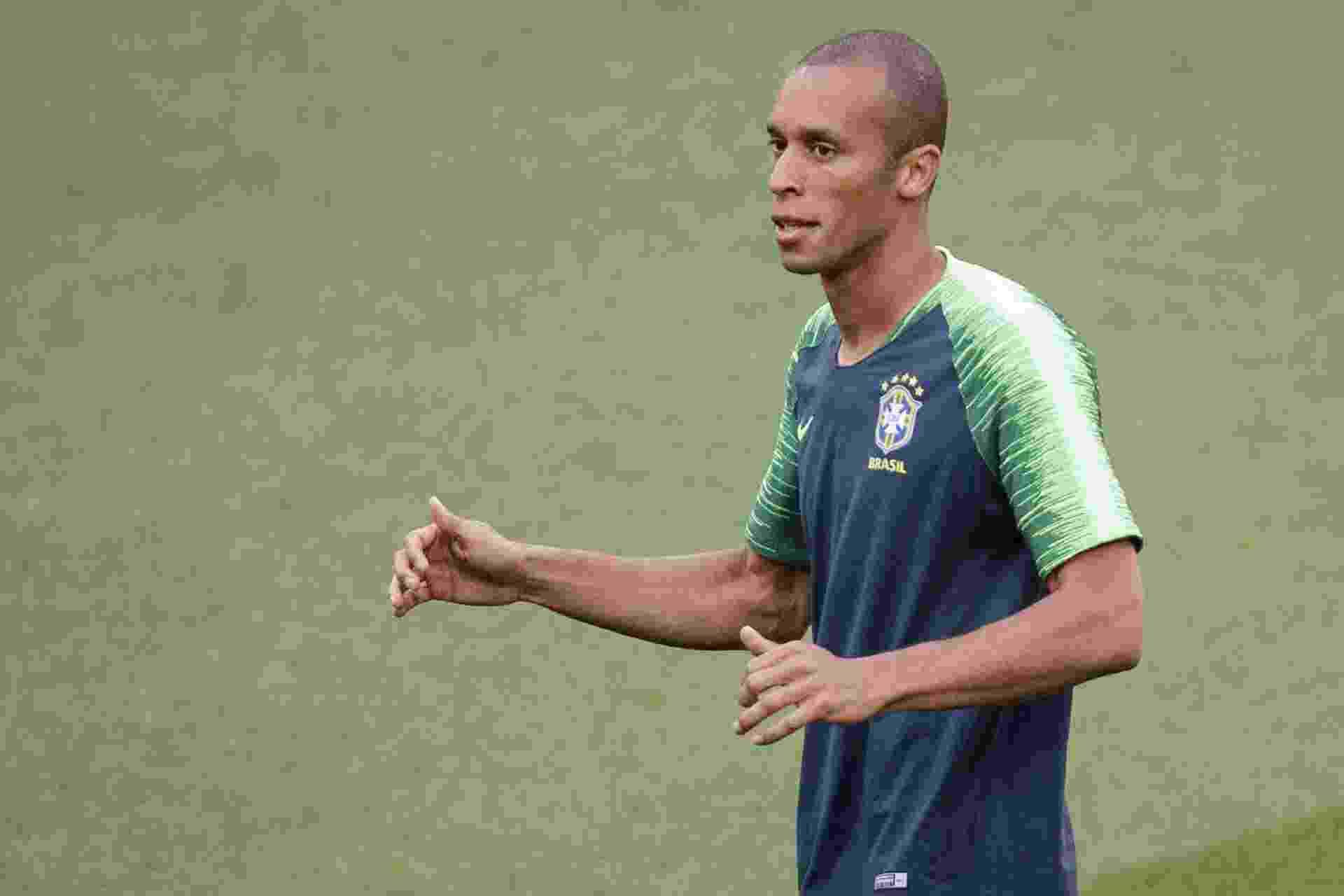 Miranda será o capitão da seleção brasileira contra a Sérvia - Pedro Martins / MoWA Press
