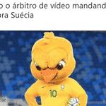Os brasileiros ficaram com a impressão de que a tecnologia só funciona para certos times - Reprodução/Twitter