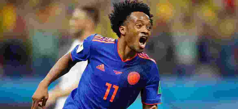 Meia colombiano segue em tratamento recomendado pela Juventus, sem cirurgia - Julian Finney/Getty Images