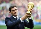 Casillas reclama de assédio e pede respeito após término com Sara Carbonero - Michael Regan - FIFA/FIFA via Getty Images