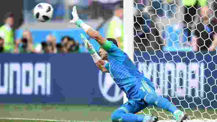 El-Hadary defende - Getty Images - Getty Images