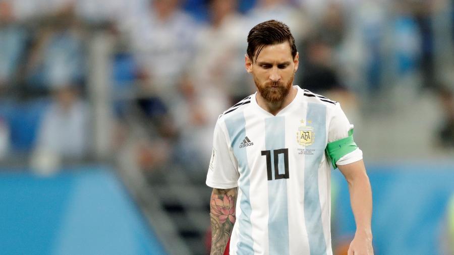 643a857077a37 Messi põe em dúvida ida à Copa América-2019 para defender Argentina ...