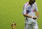 Árbitro da final da Copa de 2006 não viu cabeçada de Zidane em Materazzi - Martin Rose/Bongarts/Getty Images