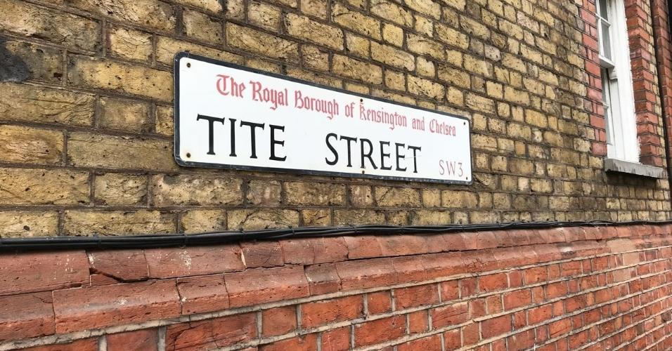 Torcedor do Corinthians, Alessandro mora próximo à Rua Tite, no bairro Chelsea, em Londres