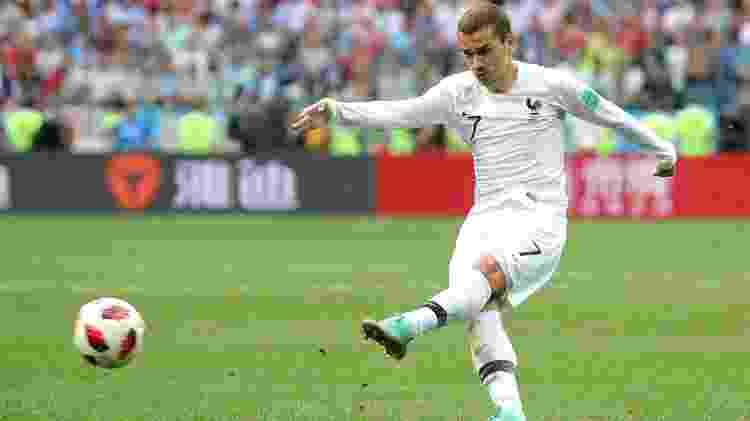 Copa do Mundo 2018  França domina Uruguai e encara a Bélgica na ... d3f6f73729b34