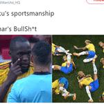 Neymar nem tinha nada a ver com isso, mas virou assunto novamente - Reprodução/Twitter