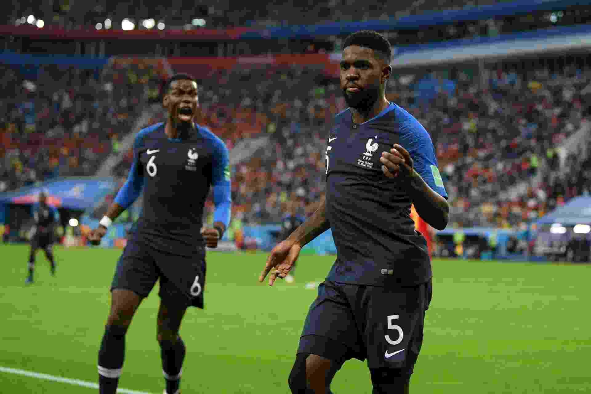 c72f3ad138 Copa do Mundo 2018  França vence Bélgica