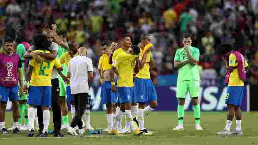 e2d0aba580 Brasil deixa a Copa do Mundo com a sexta colocação geral - 07 07 ...