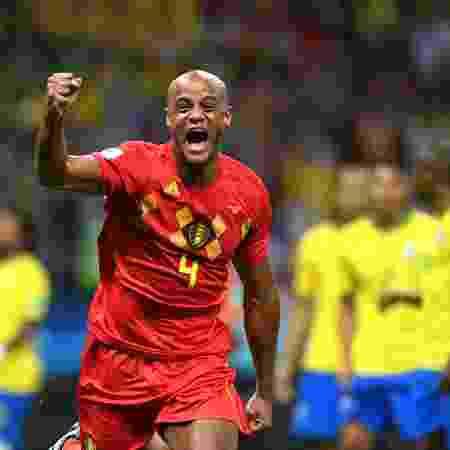 Kompany, da Bélgica - Michael Regan - FIFA/FIFA via Getty Images - Michael Regan - FIFA/FIFA via Getty Images