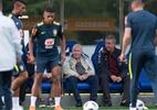Tite diz que Zagallo é 'inspiração', e ex-treinador o chama de 'humilde'