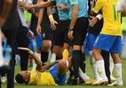 Criticado na web, mexicano que pisou em Neymar pede que respeitem a família - Getty Images