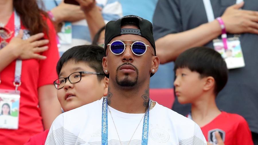 Jerome Boateng cumpriu suspensão contra os sul-coreanos - Getty Images