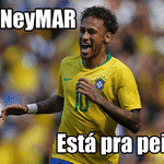 Antes do jogo, a confiança brasileira estava alta e esta hashtag invadiu os Trending Topics - Reprodução/Twitter