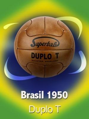 Do cadarço ao chip  veja a evolução das bolas da Copa do Mundo - 06 ... 438fdd46ec5d7